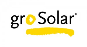 GroSolar logo