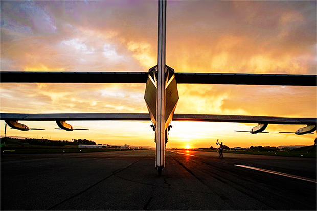 Photo Credit: Solar Impulse