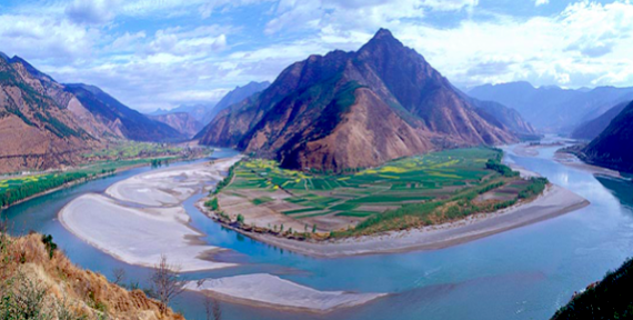 Yangtze River, China (cc via travelojos.com)