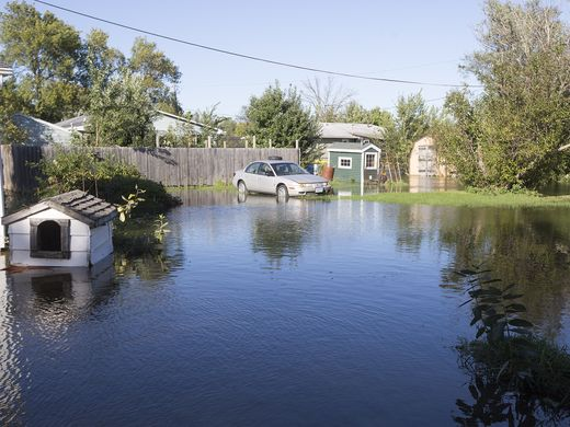 Flooding in Iowa (Rachel Mummey / The Register)
