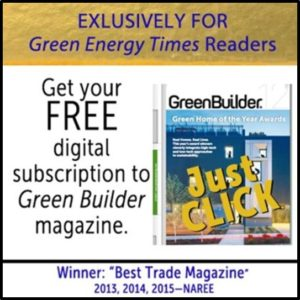 Green Builder Web ad