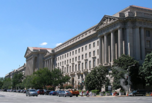 U.S. Environmental Protection Agency. Wikimedia Commons