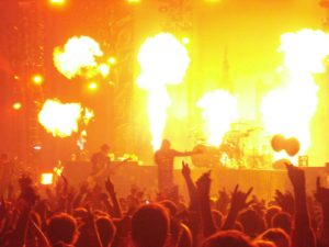 My Chemical Romance concert. Photo from Wikimedia Commons.