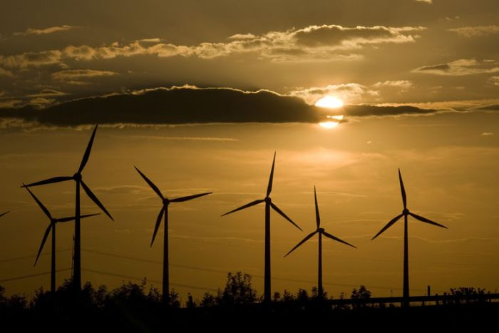 Wind turbines (Fabrizio Bensch | Reuters file photo)