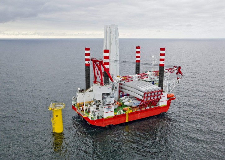 Seajacks Zaratan (Courtesy of Seajacks)