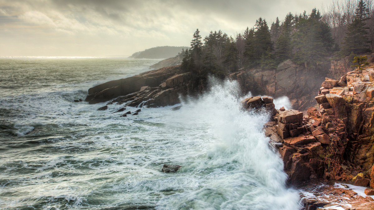 Acadia National Park (Nate Parker Maine Photography | Getty Images)