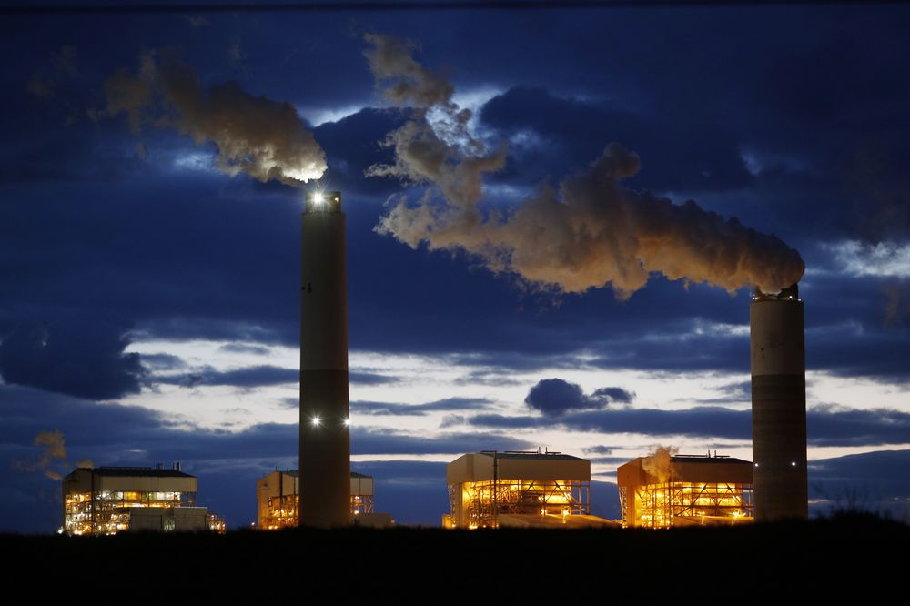 Cross Generating Station (Photo: Luke Sharrett | Bloomberg)