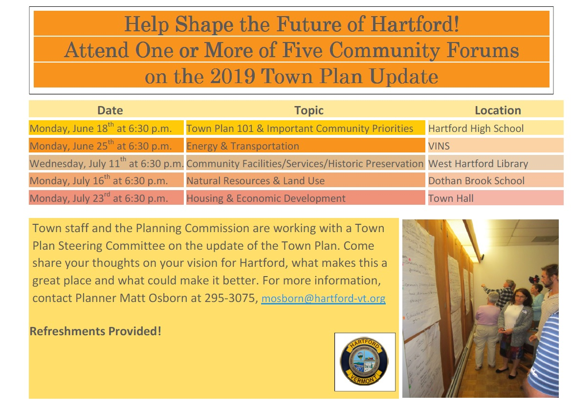Energy Update Hartford vt